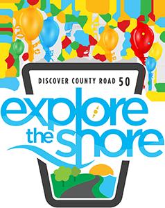 Explore The Shore Logo