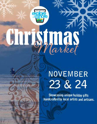 Explore The Shore - Christmas Market 2019