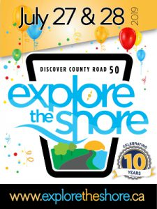 Explore The Shore - July 27 & 28, 2019