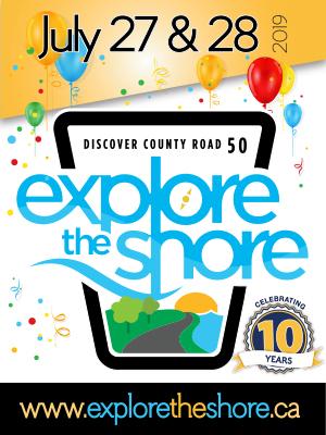 Explore The Shore - July 27 & 28, 2019